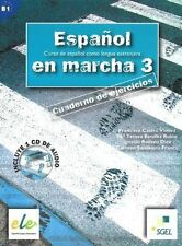 Espanol En Marcha 3 Exercises Book + CD B1 by Francisca Castro, Pilar Diaz,...