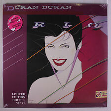 DURAN DURAN: Rio LP Sealed (2 LPs, reissue) Rock & Pop