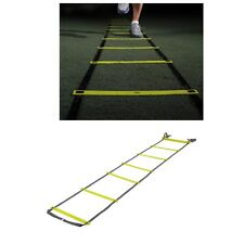 Crivit Agility Ladder,4 M.incl. Storage Bag And 4 Pegs.