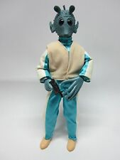"HASBRO 12"" STAR WARS MODERN FIGURE 1/6 SCALE GREEDO CANTINA CUSTOMIZE SIDESHOW"