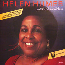 HELEN HUMES And The Muse All Stars FR Press Muse MR 5217 1980 LP