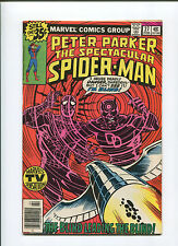 1978 Spectacular Spider-Man #27 (6.0) Blinded! Daredevil App