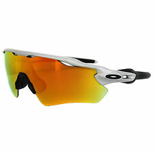 Oakley Sunglasses Radar EV Path OO9208-02 Silver Fire Iridium