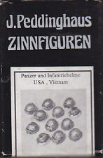 J. PEDDINGHAUS ZINNFIGUREN EPHS 245 - HELMETS USA VIETNAM - 54mm WHITE METAL KIT