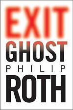 Exit Ghost, Roth, Philip, Acceptable Book
