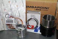 Lombardini kit cylinder - piston seal emery bands for 6LD360 NEW REGULAR WARRANT