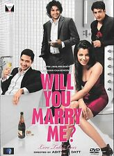 WILL YOU MARRY ME - SHREYAS TALPADE - RAJEEV KHANDELWAL - NEW BOLLYWOOD DVD