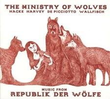 The Ministry of Wolves-Music from Repubblica dei lupi-CD