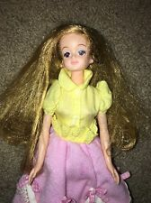 TAKARA JENNY Barbie Doll Wearing Tagged Dress Mimi World