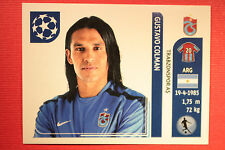 PANINI CHAMPIONS LEAGUE 2011/12 N 135 COLMAN  TRABZONSPOR WITH BLACK BACK MINT!!