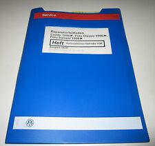 Werkstatthandbuch VW Polo 6N Classic Variant Caddy Automatik Getriebe 01M 1997