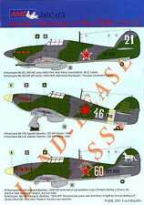 AML Models Decals 1/48 HAWKER HURRICANE IN THE USSR Lend Lease Part 2