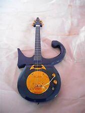Prince Tribute Miniature Guitar (UK SELLER)