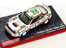1:43 Toyota Celica Turbo 4WD - Juha Kankkunen - 1000 Lakes Rally 1993 - New