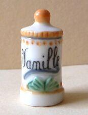 Fève Délices de Grand Maman - 1998 - Vanille