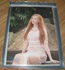 GIRLS' GENERATION SMTOWN COEX Artium SUM OFFICIAL GOODS PARTY SEOHYUN A4 PHOTO