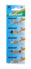 Eunicell set of 10 battery alkaline AG7 G7 LR927,395 1.55V