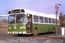 Crosville NFM846M Chester 14/02/81 Bus Photo