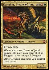 KARRTHUS, TIRANNO DI JUND - KARRTHUS, TYRANT OF JUND Magic ARB Mint