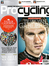 PROCYCLING May 2013 TEJAY VAN GARDEREN Tour of California MICHELE AQUARONE @NEW@