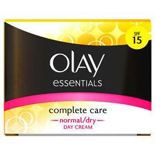 Olay Essentials Complete Care Normal/Dry Day Cream SPF15 - 50ml