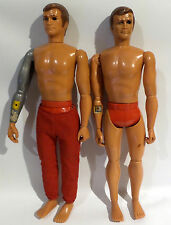 THE SIX MILLION DOLLAR MAN : STEVE AUSTIN ACTION FIGURES MADE BY KENNER (SK)