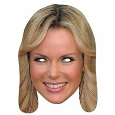 Amanda Holden Celebrity Mask