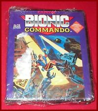 Bionic Commando for the Commodore Amiga 500 1000 2000 Computer NEW SEALED