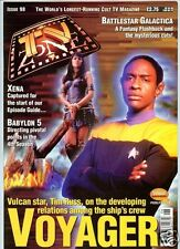 TV ZONE - CULT TELEVISION MAG #98- TIM RUSS - ZENA