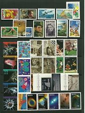 US 2000 Commemorative Year Set with  39 stamps MNH-post office fresh! #