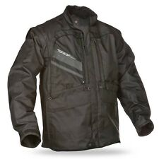 Jacket Fly Racing 2015 Patrol Dirt Bike Enduro Off Road Motorcycle Large Black