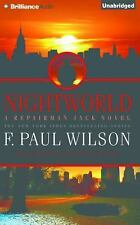 Nightworld 6 by F. Paul Wilson (2014, CD, Unabridged)