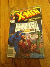 1989 Vintage comic book WHAT IF #9 Died On Their First Mission? Professor X RARE