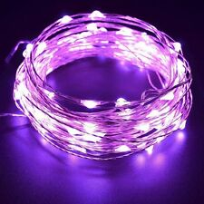 20/30/40/50/100 LED String Copper Wire Fairy Lights Battery Powered Xmas Decor
