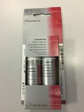 Mercedes-Benz Lackstift SET Cubanitsilber Metallic 2x12ml - 9723