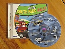 South Park Rally Complete Tested Working CIB (Sega Dreamcast, 2000)