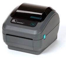 NEW Zebra GK420D Direct Thermal USB Serial Label Printer (GK42-202510-000)