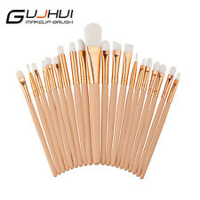 20PCS  Make Up Foundation Eyebrow Eyeliner Blush Cosmetic Concealer Brushes