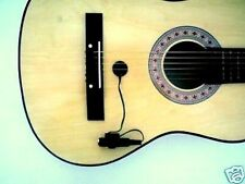 PIEZO CONTACT MICROPHONE MIC PICKUP GUITAR,VIOLIN,BANJO
