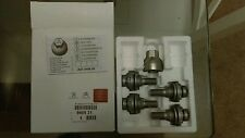 Citroen and peugeot locking wheel nuts