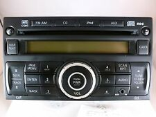 2011 11-14 Nissan Rogue OEM  Single Disc MP3 Player Radio Stereo 28185 1VK1A