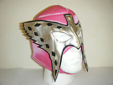 HOT PINK BUTTERFLY NEW ADULT WRESTLING LUCHA LIBRE LUCHADOR ADULT WRESTLING MASK