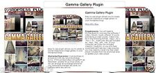 Wordpress Gallery Plugin - Create stylish responsive image galleries! CD/DVD