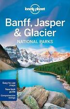 Travel Guide: BANFF, JASPER AND GLACIER NATIONAL PARK 4 by Brendan Sainsbury...