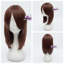 Brown 45cm Medium Wigs for NANA Komatsu Nana Halloween Anime Cosplay Wig Hair