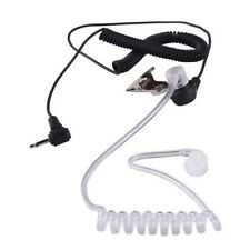 2.5mm Covert Acoustic Tube Earpiece Earphone Headset 1 PIN for Motorola Radio