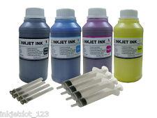 4x250ml Pigment ink for Epson Stylus NX125 NX127 NX130 NX230 NX330 NX420 NX430