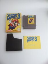 SUPER MARIO BROS 3 - Complete Nintendo NES Game - PAL Version