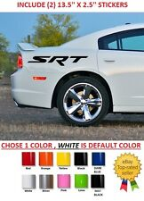 (#374) Dodge Charger Challenger Hemi SRT HELLCAT HEMI DECALS STICKERS 13.5""