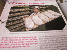 Das war die DDR Alltag Dresdener Christstollen